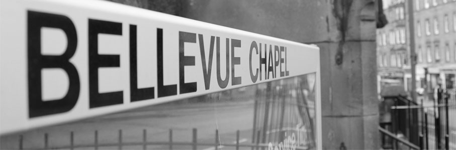Bellevue Chapel Sign