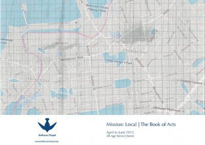 Mission: Local | The Book of Acts